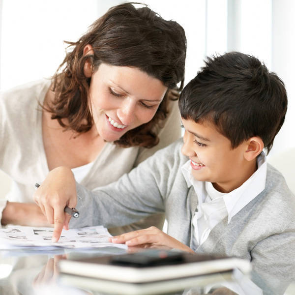 7 Tips to Tutoring your Child without a Fight