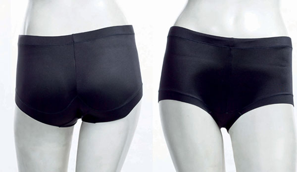 Undies: Midis boy shorts