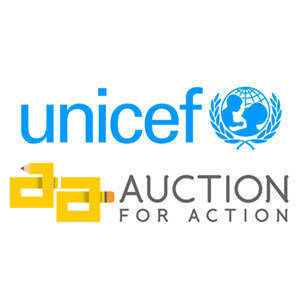 UNICEF Auction for Action to Fund Play-based Learning