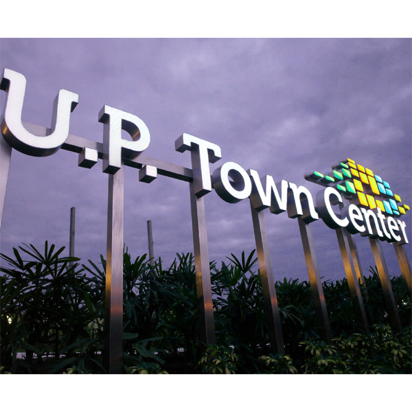 Discover U.P. Town Center,  the Newest Shopping and Dining Hub in Town