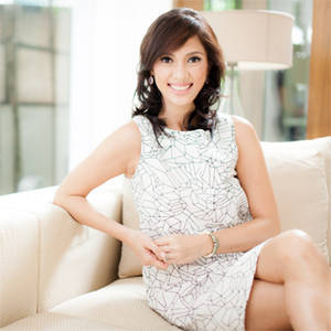 Mom we Love: Vanessa Mayuga-Santos