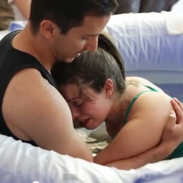 This Made our Day: There is So Much Love in this Home Water Birth Video