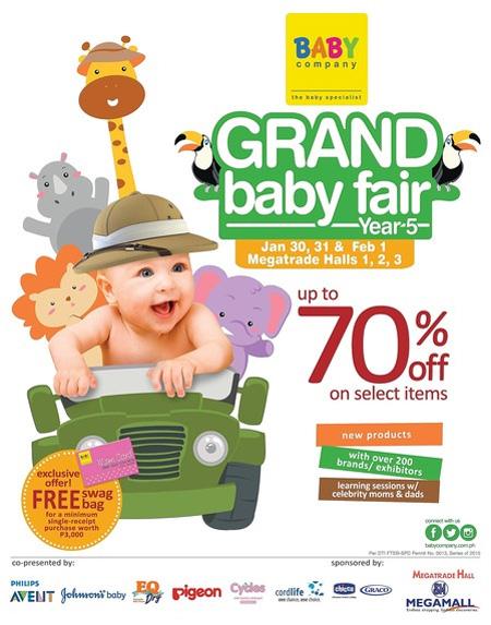 Grand Baby Fair