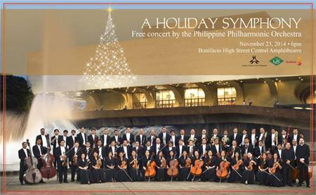 A Holiday Symphony