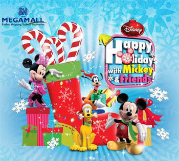 Mickey Mouse Holiday