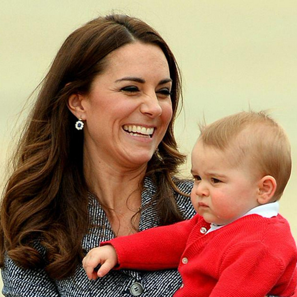Top of the Morning: Duchess Kate to Give Birth Any Day Now