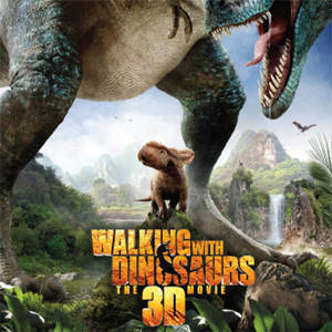 Go on a Real Adventure with Walking with Dinosaurs: the 3D Movie