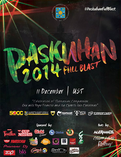 UST Paskuhan