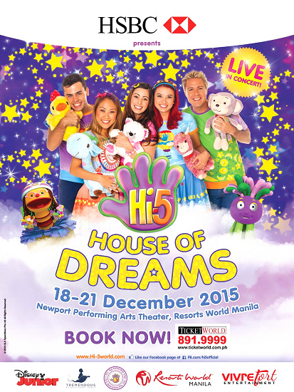 Hi5 House of Dreams