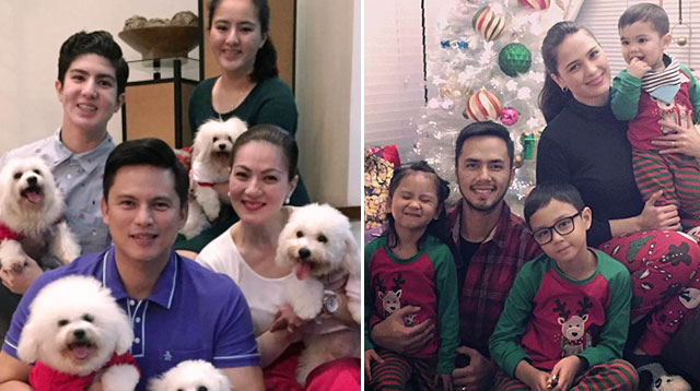 24 Celebrity Family Photos That Share The Christmas Spirit