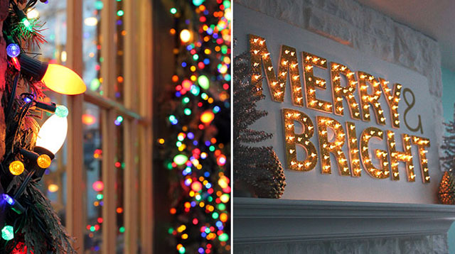 Holiday Decorating Safety: 4 Tips On Using Christmas Lights