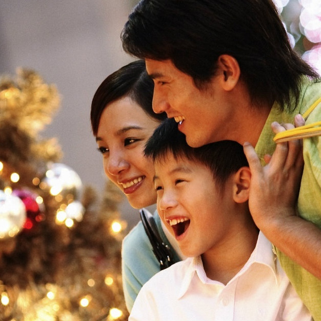 7 Christmas Values to Teach our Kids
