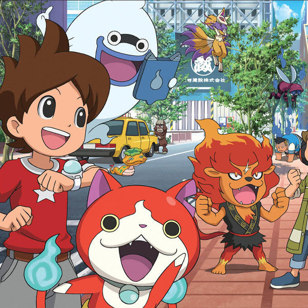 Open Your Eyes to the World of Mysterious 'YO-KAI WATCH' on Toonami