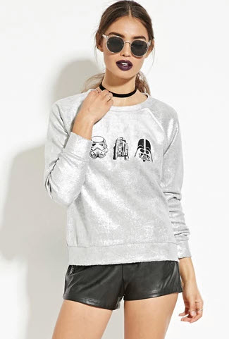 Star Wars Graphic Pullover