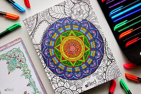 2016 Doodle Planner