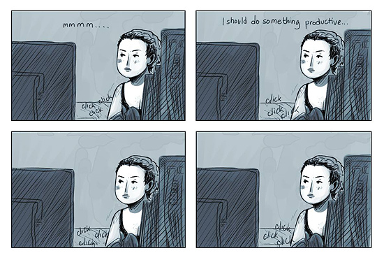 Pinoy Web Comics on Facebook