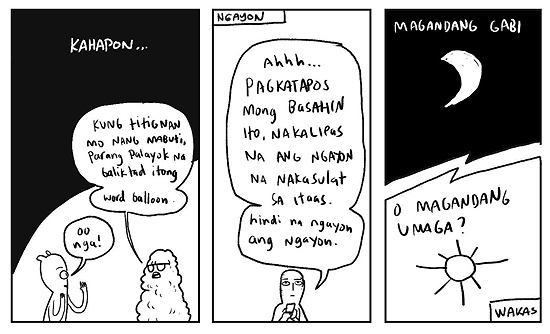 Pinoy Web Comics On Facebook Spot Ph