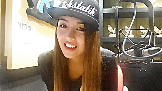 Radio DJ Karen Bordador arrested in drug buy-bust operation