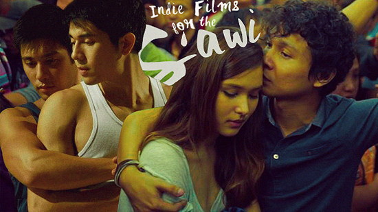 Pinoy Indie Films For The Sawi