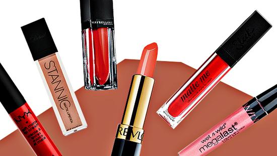10 Kiss-Proof Lipsticks Under P500