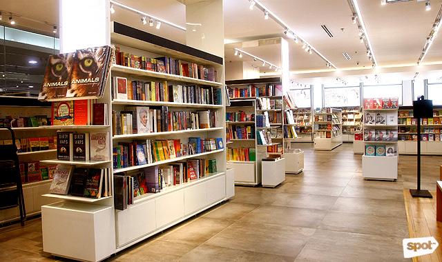 Sneak Peek National Book Store At SM City North EDSA Quezon
