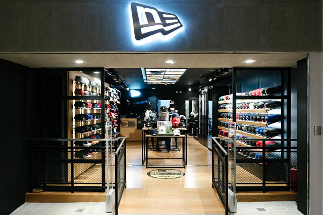 New Era Cap Store Opens in Glorietta 4  e8f7972d562