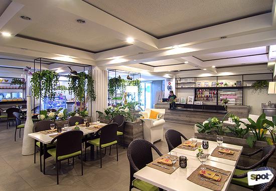 Happy Garden Cafe Jupiter Menu