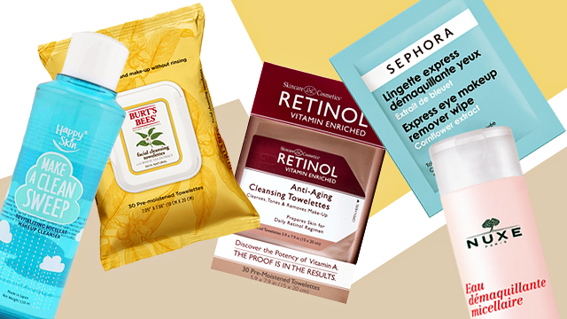 10 Makeup Removers for the Lazy Girl