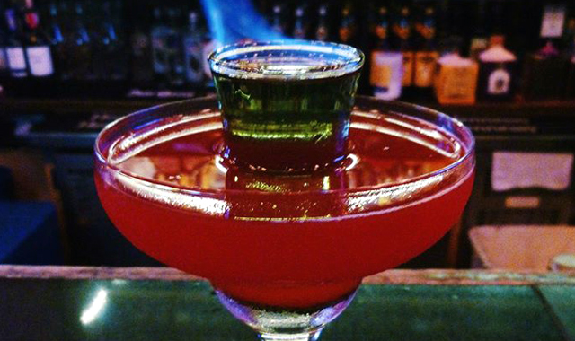 Cable Car Drink: 10 Fun Alcoholic Drinks In Manila