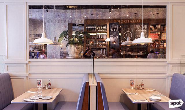 New restaurant alert providore at sm aura premier for Aura global cuisine