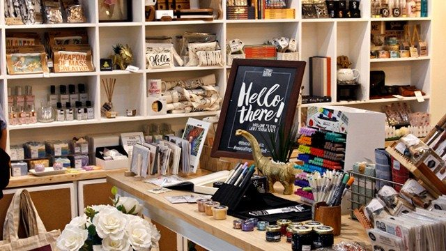 Spot roundup crafting stores in manila spot shopping services whats new stopboris Gallery
