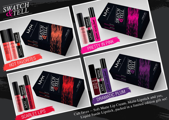 NYX Cosmetics Limited Edition Gift Sets | SPOT.ph