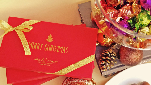 almost christmas which means its the season for lots and lots of shopping if youre stumped for gift ideas we say you can always turn to chocolate