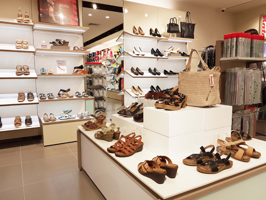 A Shoe Store Carries One Brand