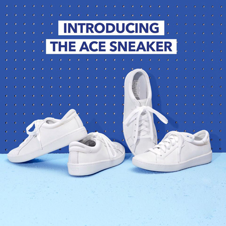 Keds Ace Leather Sneaker and Sale