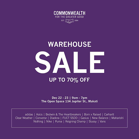 warehouse deals asics