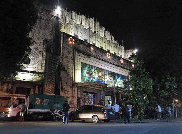 Metropolitan Theater Reopening