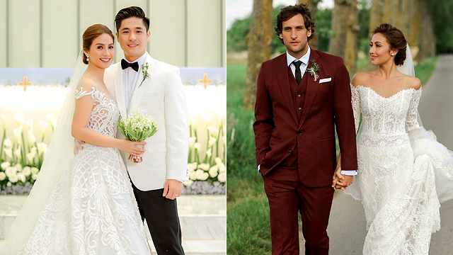 Most Extravagant Pinoy Showbiz Weddings | SPOT.ph