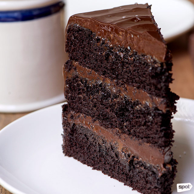 The Best Chocolate Cakes In Manila Spot Ph