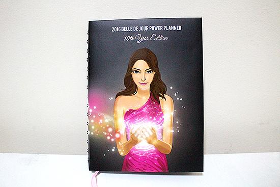 Power Planner 2016 Custom from Belle de Jour