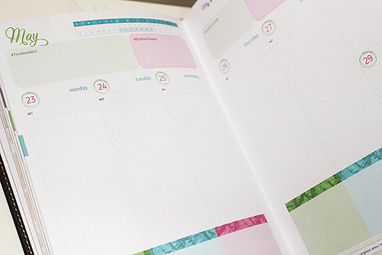 Power Planner 2016 Interior