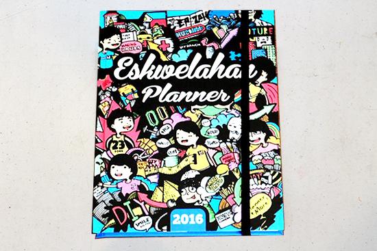 Eskwelahan Planner 2016
