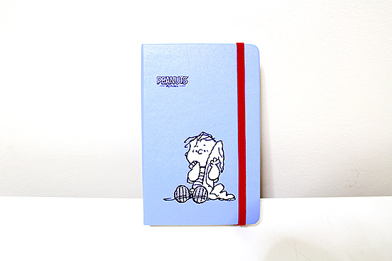 Peanuts 2016 Daily Diary from Moleskine