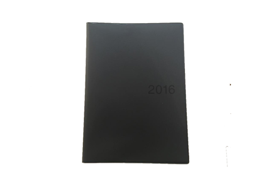 2016 Weekly Planner from MUJI