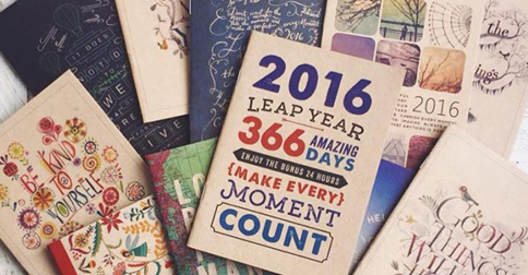these 20 peso pocket planners make us excited for 2016 spot ph