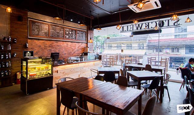 Cafe Quezon Menu
