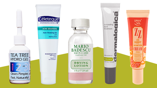 10 Zit Zappers That Will Clear Your Face