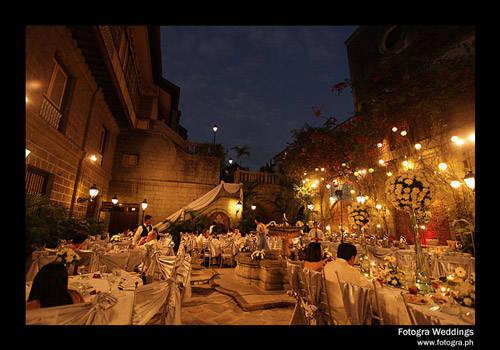 Top 10 Most Unusual Wedding Venues In Manila Spot