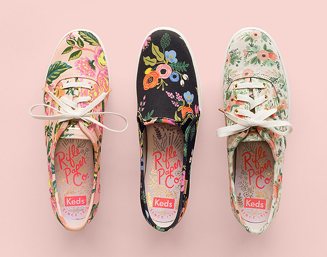 549eb2b7351 Rifle Paper Co. x Keds
