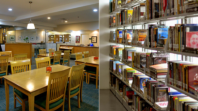 10 Libraries In The Metro You Can T Skip